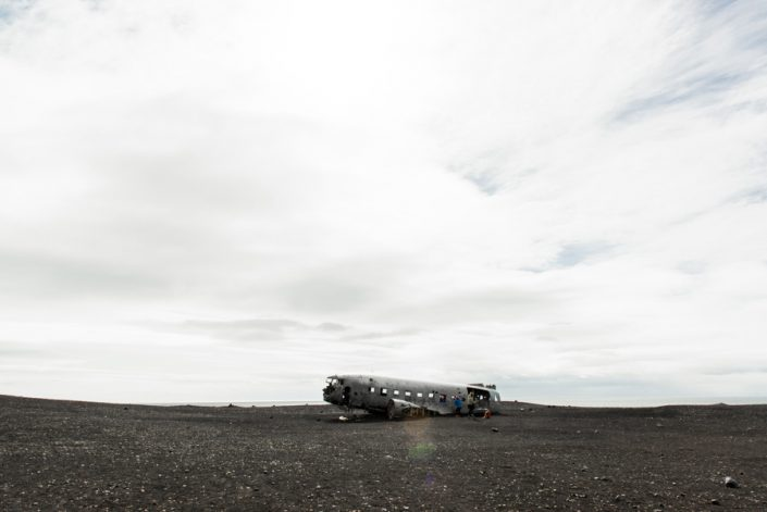 DC3 plane wreckage avion