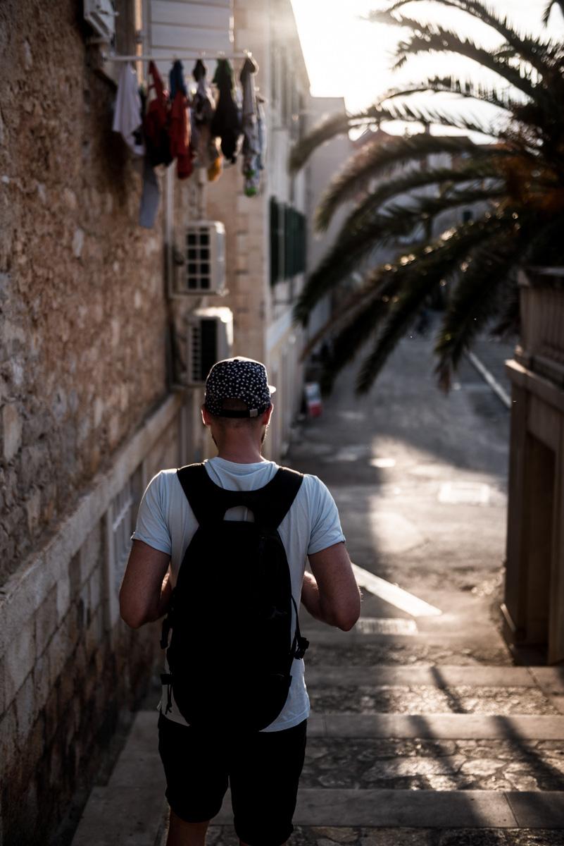 photographe metz voyage road trip croatie supetar