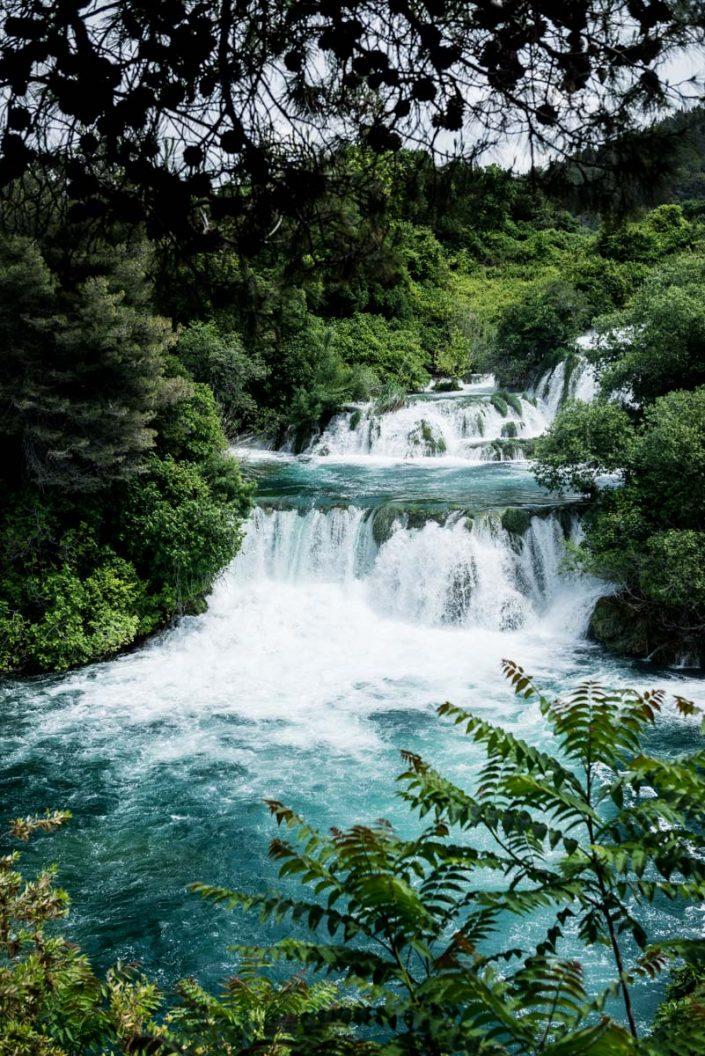 photographe metz voyage road trip parc national de krka