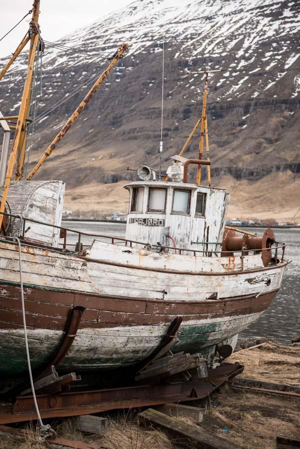 seydisfjordur bateau