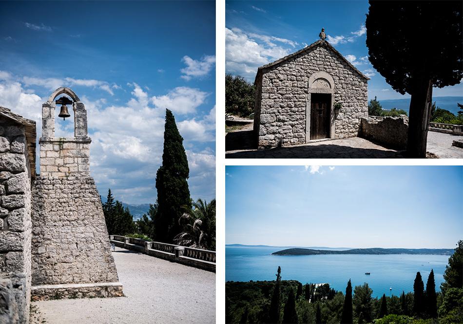 Road-Trip en Croatie - Voyage d'une semaine - Colline Marjan, Split