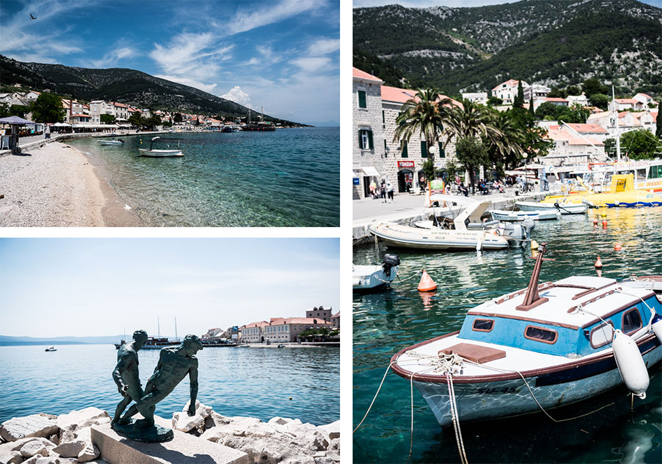 Road-Trip en Croatie - Voyage d'une semaine - Bol, île de Brac