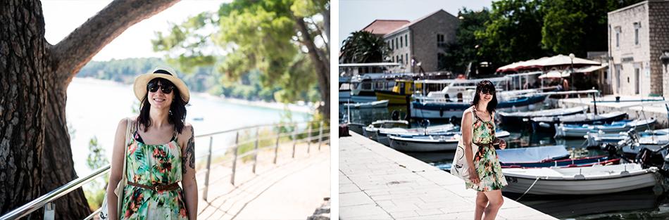 Road-Trip en Croatie - Voyage d'une semaine - shoot me on Brac Island