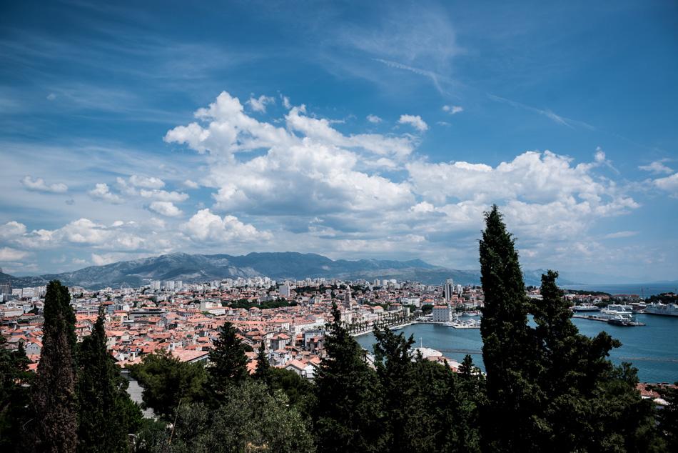 Road-Trip en Croatie - Voyage d'une semaine - Belvédère Vidilica