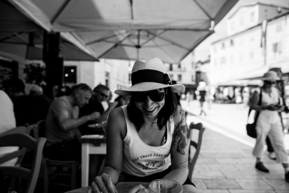 Road-Trip en Croatie - Voyage d'une semaine - pause déjeuner chez BEPA! à Split