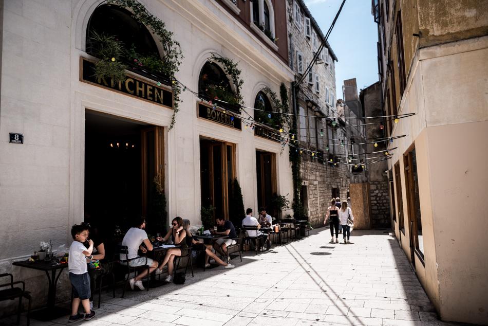 Road-Trip en Croatie - Voyage d'une semaine - La Bokeria à Split, bonne adresse pour dîner/déjeuner