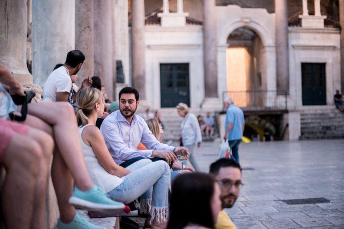 Road-Trip en Croatie - Voyage d'une semaine - Palais Dioclétien de Split