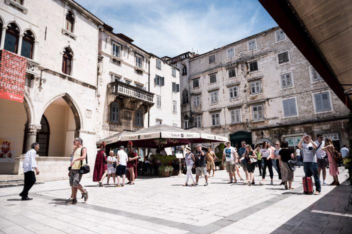 Road-Trip en Croatie - Voyage d'une semaine - Pjaca, la place du peuple
