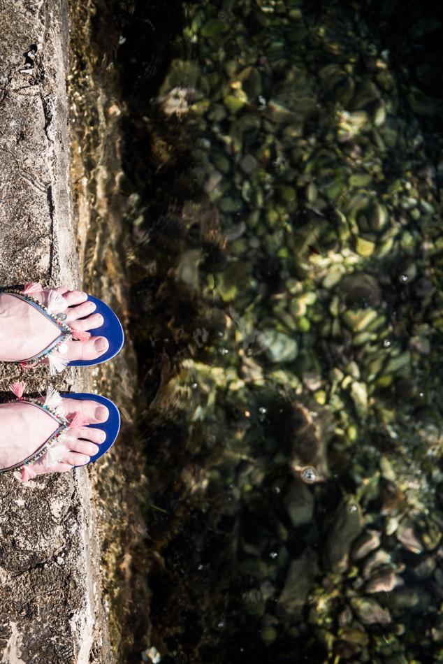 Road-Trip en Croatie - Voyage d'une semaine - plage de Béné