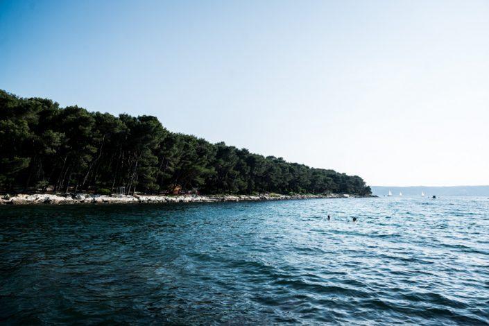 Road-Trip en Croatie - Voyage d'une semaine - plage de Béné à Split