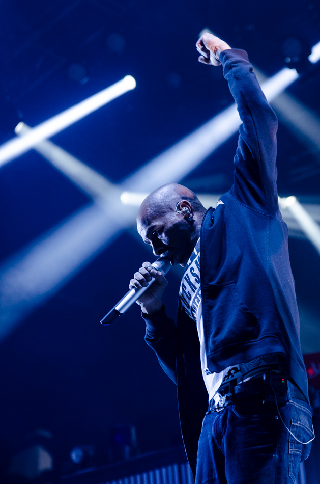 Photo de Concert - IAM - JDM - Toul