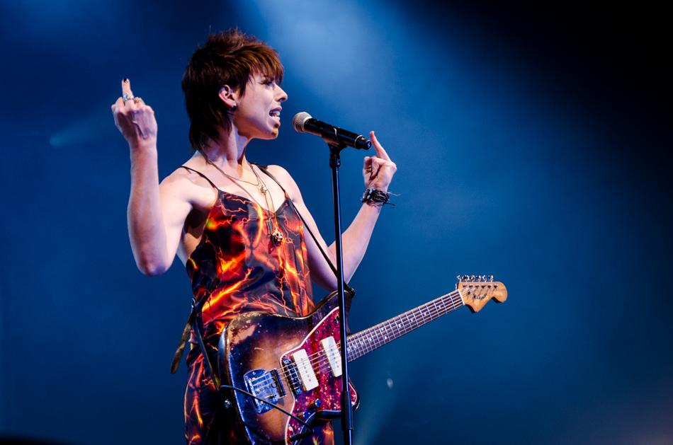 Photo de Concert - Mademoiselle K - Galaxie - Amnéville