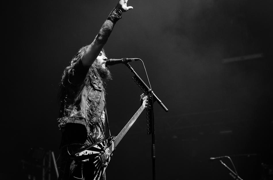 Photo de Concert - Machine Head - Galaxie - Amnéville