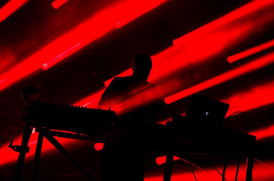 Photo de Concert - Vitalic - JDM - Toul