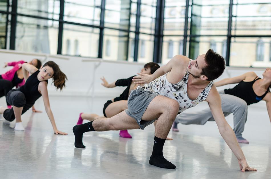 Stage de Danse - Yanis Marshall