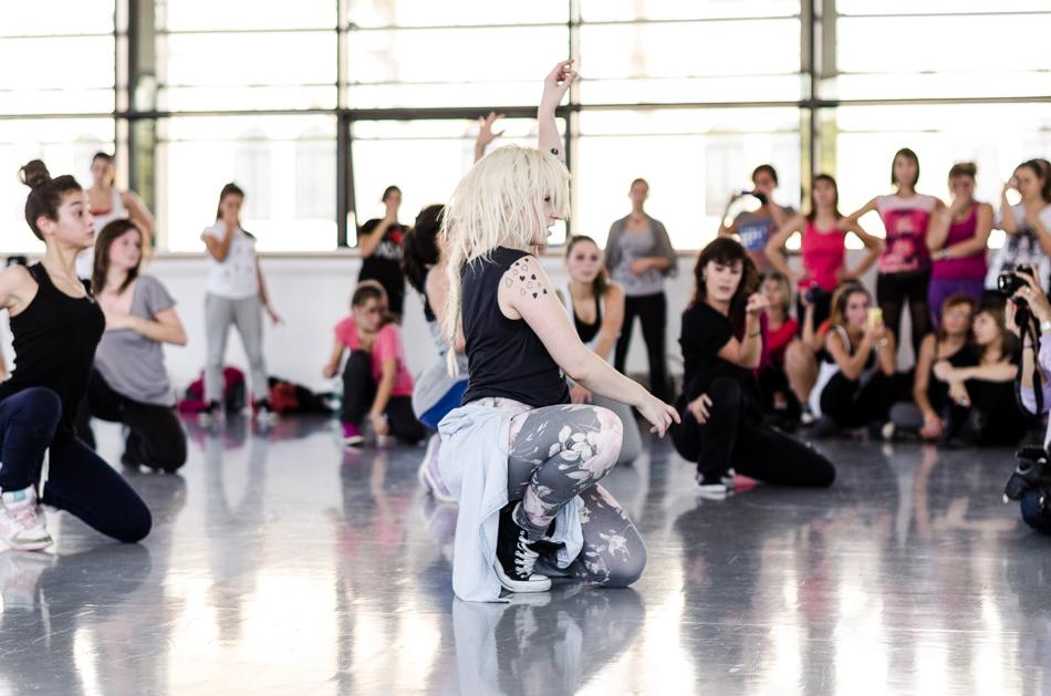 Stage de Danse - Nathalie Lucas