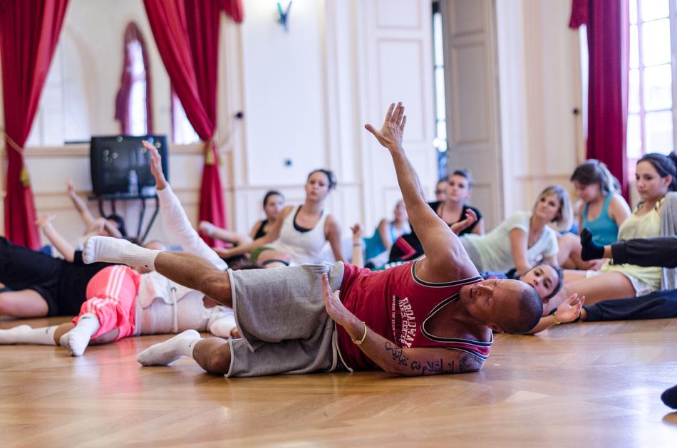 Stage de Danse - Bruno Vandelli - Charleville-Maizières