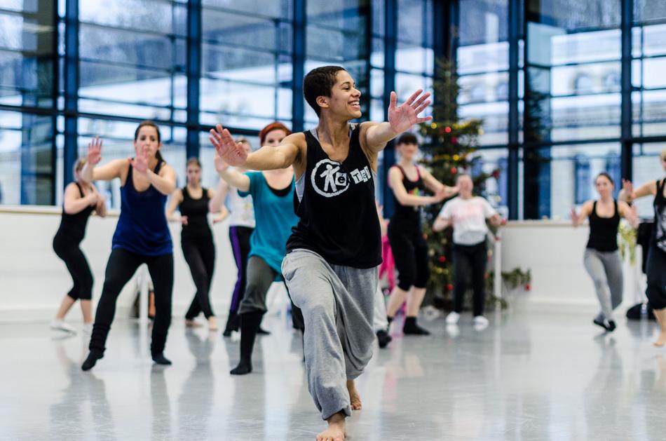 Stage de Danse - Tatiana Seguin