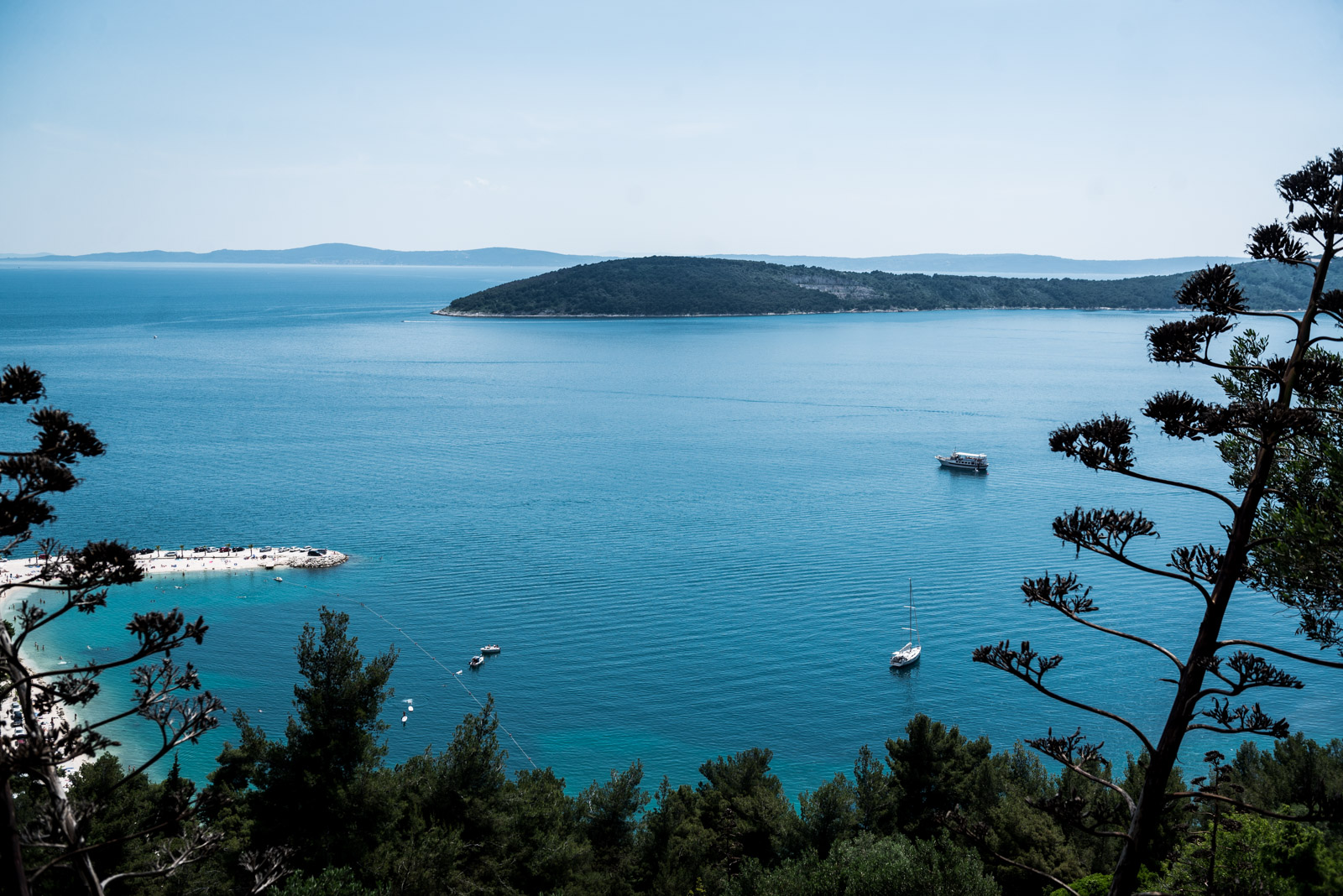 Margaux Gatti Photographe - Road Trip Croatie - Split