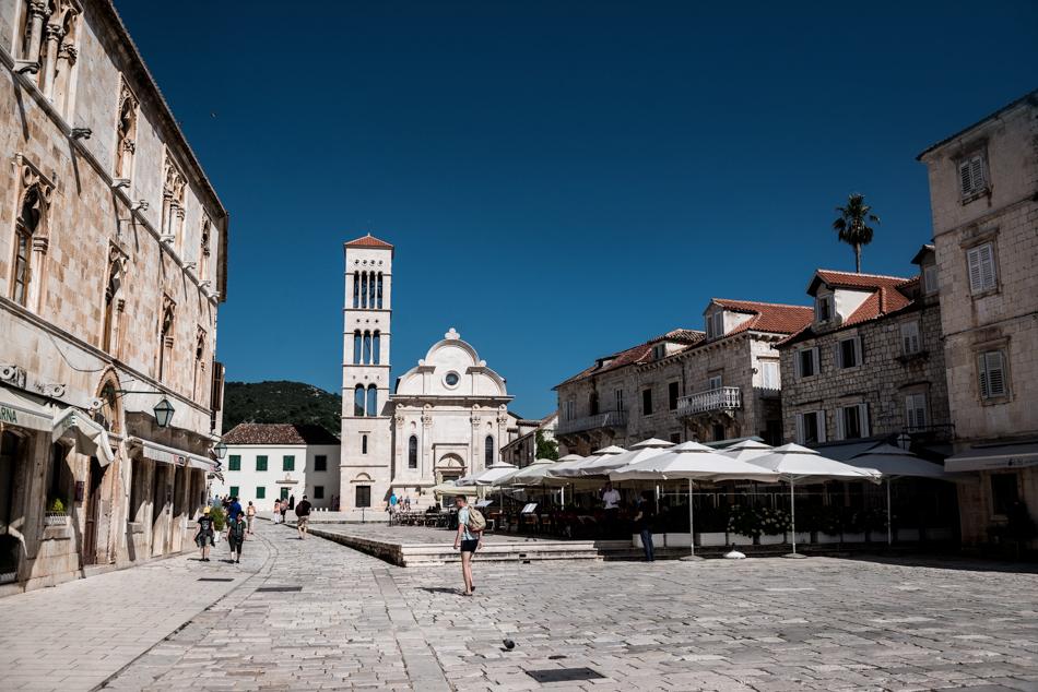 Voyage Conseils Bons Plans Adresse Croatie Hvar Blog Place de la Ville