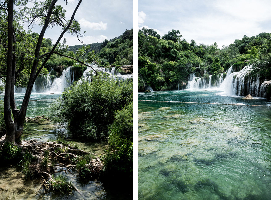 Roadtrip en Croatie - Parc National de Krka