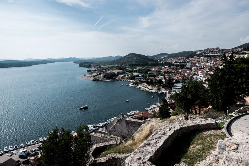 Roadtrip en Croatie - Sibenik