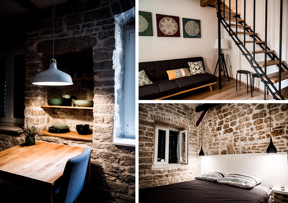 Roadtrip en Croatie - Airbnb à Sibenik