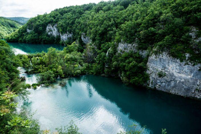 Road-Trip en Croatie - Voyage d'une semaine - Parc National de Plitvice