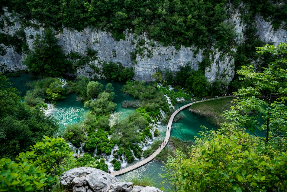 RoadTrip en Croatie - Parc National de Plitvice