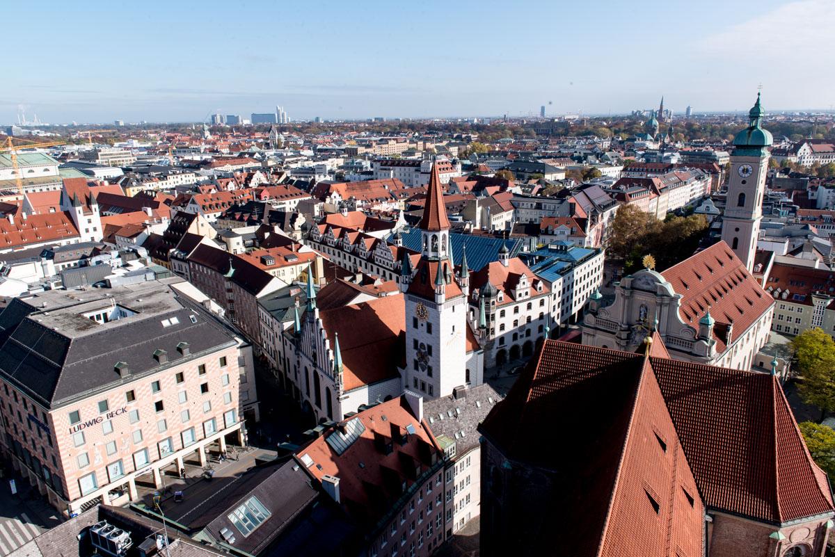 Munich Roadtrip Allemagne Visite Blog Voyage