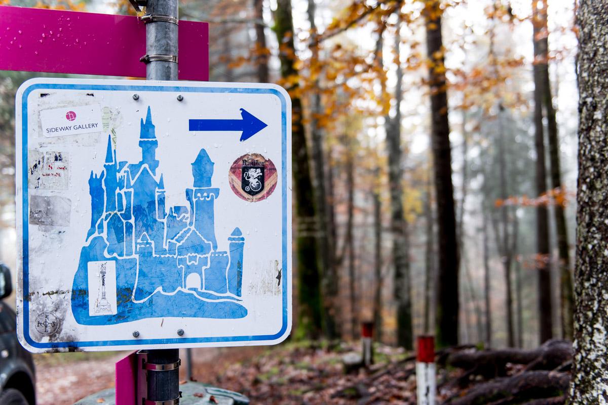 Roadtrip Allemagne Visite Blog Voyage Chateau Neuschwanstein