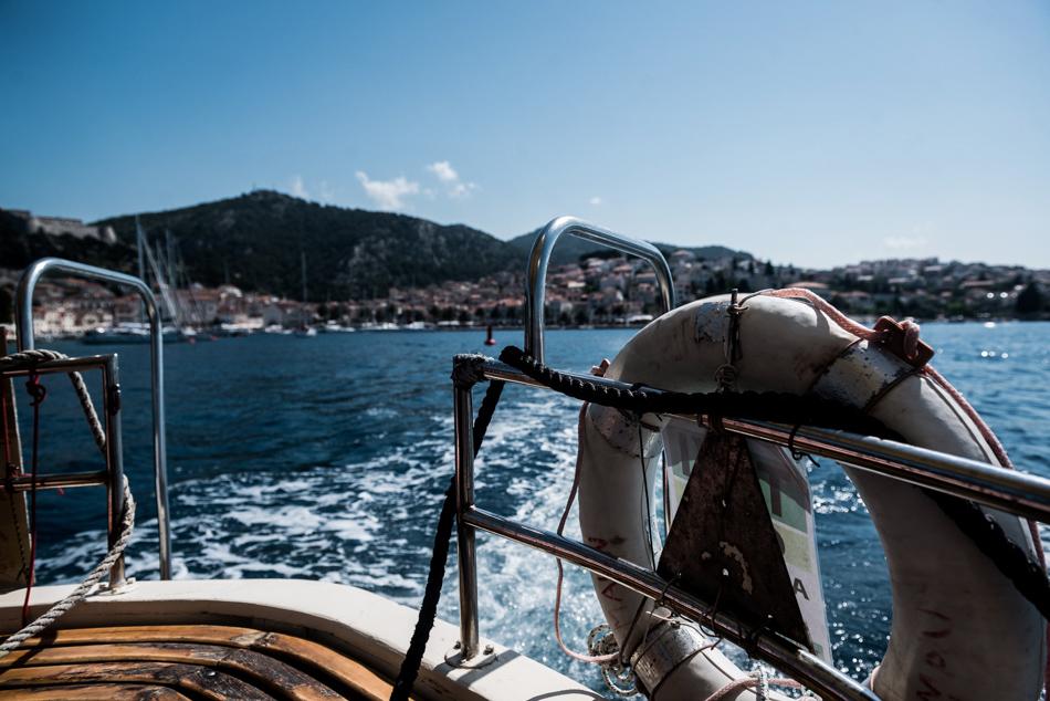 Voyage Conseils Bons Plans Adresse Croatie Hvar Blog Bateau Pour Palmizana
