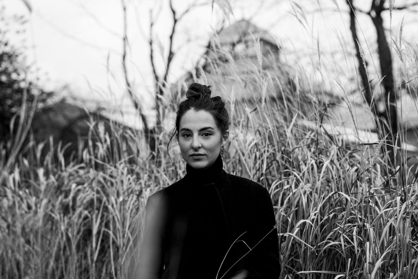 Margaux Gatti Photographe de Metz - La Femme dans la Ville de Metz - Projet Photo Portrait 2019 - Jardin Botanique