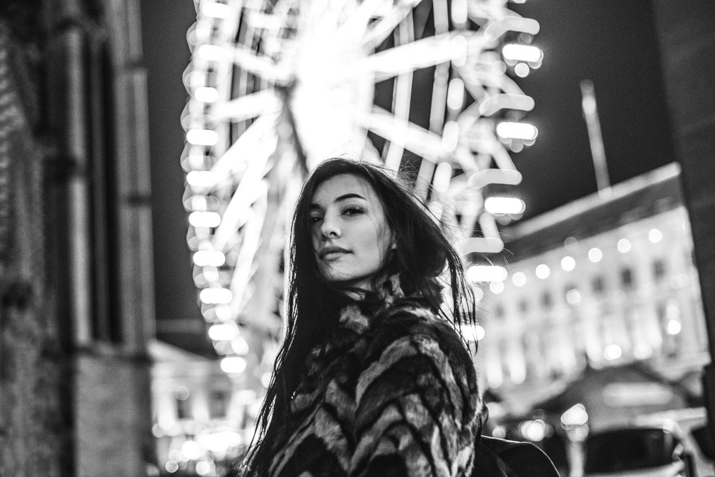 Margaux Gatti Photographe de Metz - La Femme dans la Ville de Metz - Projet Photo Portrait 2019 - Place d'armes