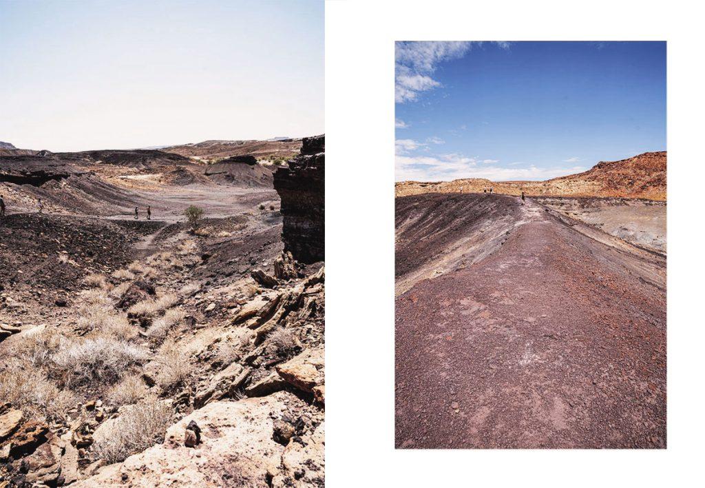 Conseil et Itinéraire en Namibie - Burnt Mountain
