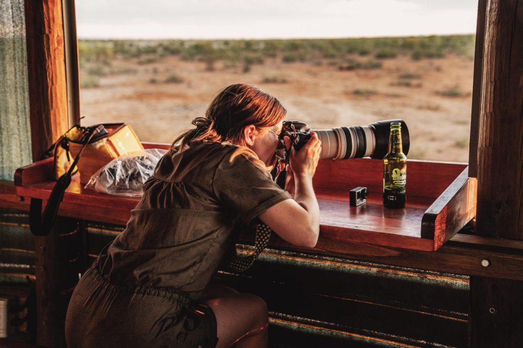 Conseil et Itinéraire en Namibie - Parc National d'Etosha Olifantsrus Camp