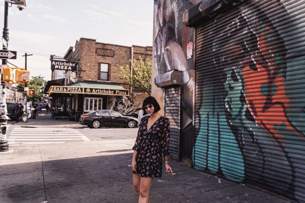 Voyage de 10 jours à New York en septembre 2019 - Le Street Art à Bushwick et Williamsburg