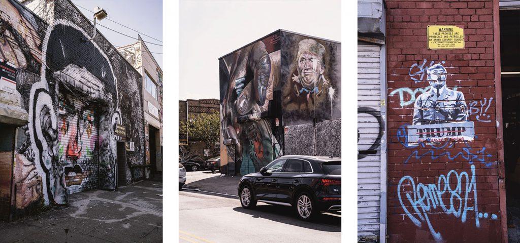 Voyage de 10 jours à New York en septembre 2019 - Street Art à Bushwick