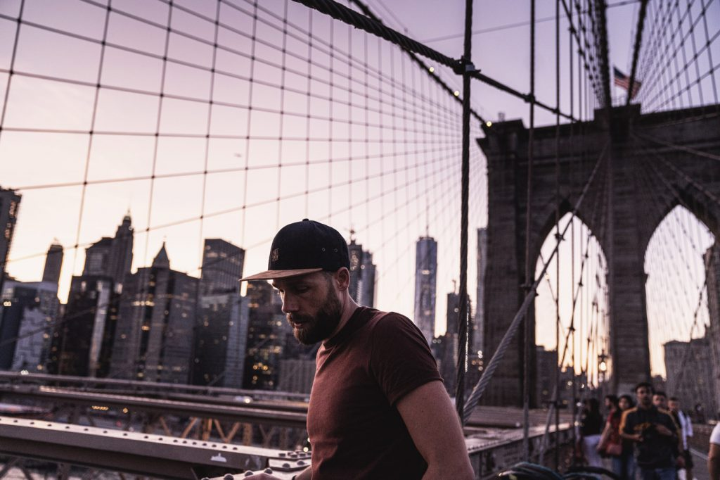 Voyage de 10 jours à New York en septembre 2019 - Brooklyn Bridge de nuit