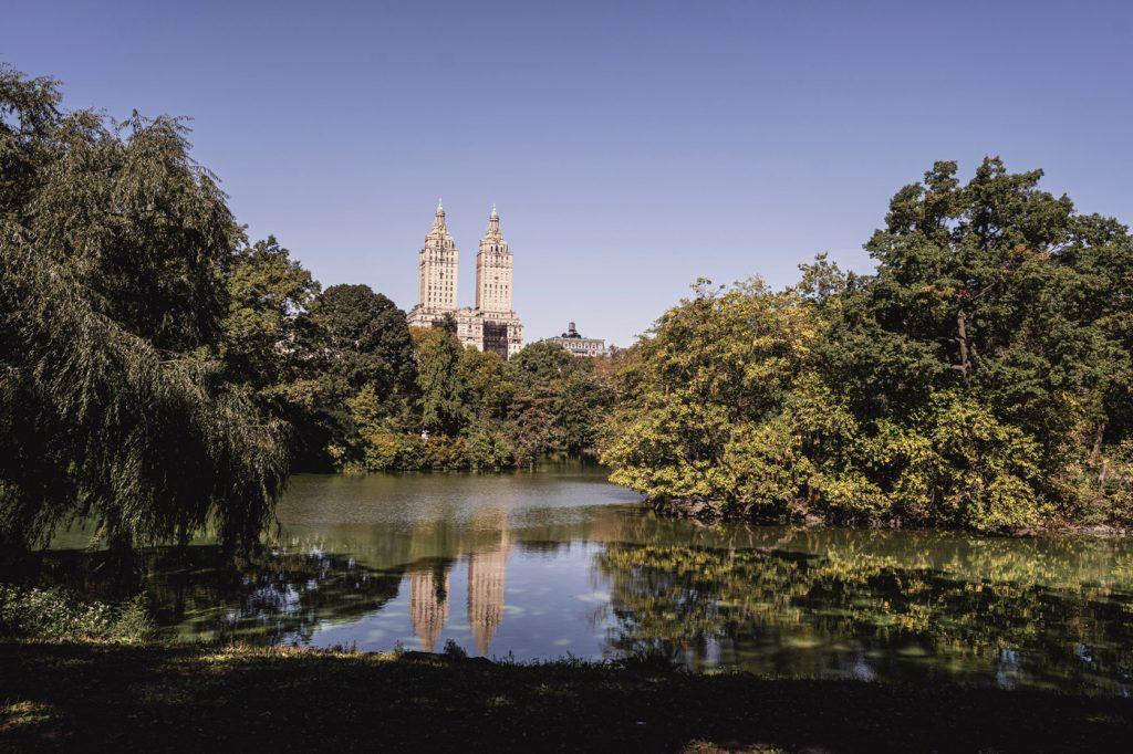 Voyage de 10 jours à New York en septembre 2019 - Balade en vélo à Central Park