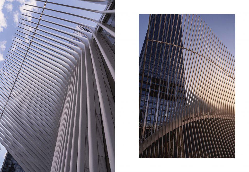 Voyage de 10 jours à New York en septembre 2019 - Oculus et Ground Zero