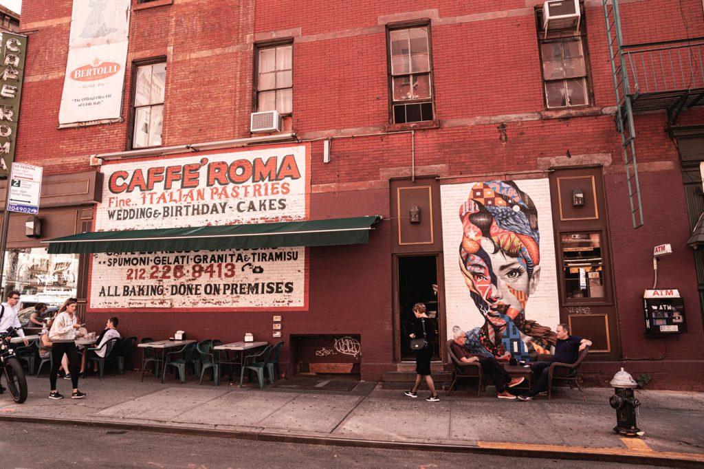 Voyage de 10 jours à New York en septembre 2019 - A la découverte de Little Italy et son Street Art