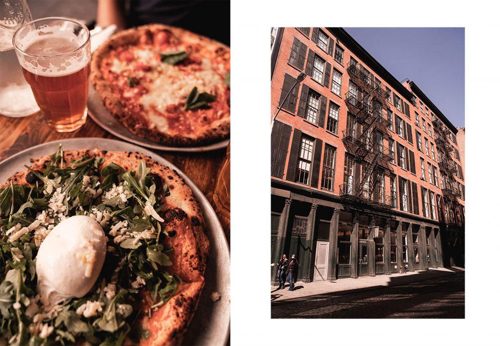 Voyage de 10 jours à New York en septembre 2019 - A la découverte de Little Italy et ses pizzas
