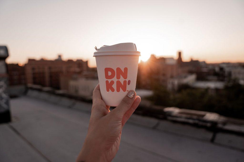 Voyage de 10 jours à New York en septembre 2019 - Petit Déjeuner sur le toit de Brooklyn