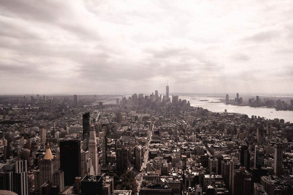 Voyage de 10 jours à New York en septembre 2019 - Empire State Building