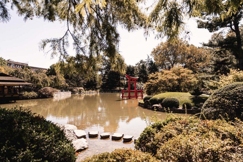 Jardin Botanique de Brooklyn - Jardin Japonais
