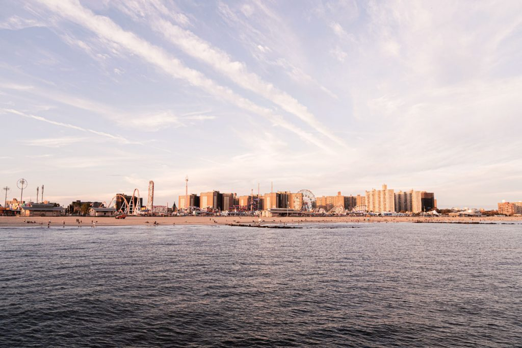 Coney Island New York Plage