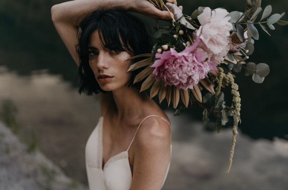 Edito Robes de Mariées - Iridescence