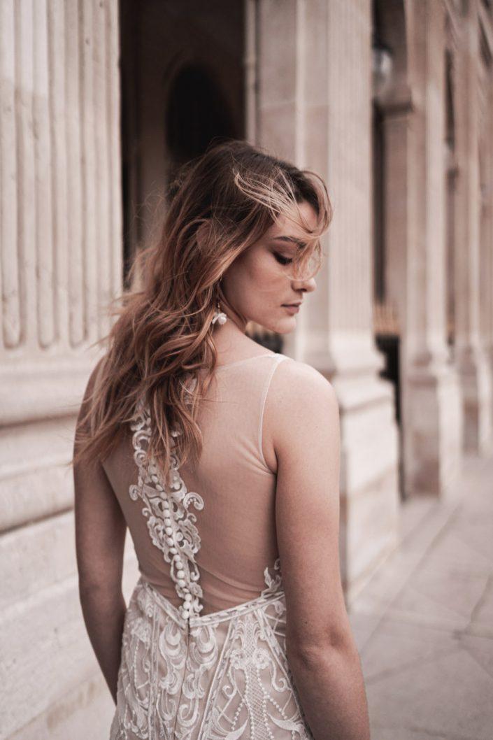 Edito Mariage Photographe Bloome Bridal Robe de Mariée