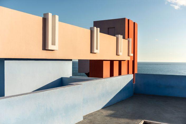 Margaux Gatti Photographe - Metz Lorraine Luxembourg - Shooting photo Collection Printemps 2019 pour Chaussea à la Muralla Roja (Espagne)